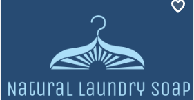 Natural Laundry Soap